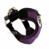 Hunde Softgeschirr Lilabe violett