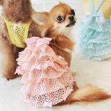 Hundekleid Sugarlicious rose (Gr.1,3)