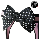 Tre Ponti Fashion 'Polka Dot Bow' Click-Verschluss
