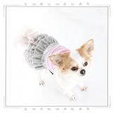 Hundekleid 'Chic' rosé