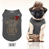 Shirt Swanky dunkelgrau