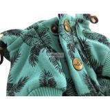 Sweater 'PALMAS' mintgrün (Gr.26,28)