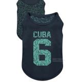 Wende-T-Shirt CUBA dunkelblau (Gr.XS,M,XXL)
