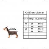 Hunde-PJ  'Wintertime' grau (Gr.S,M)
