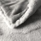 Hundematte Dove grey