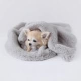 Hundematte 'Dove' grey