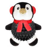 Hunde-Spielzeug PINGUIN white