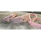 Hundehalsband 'Sera' rosé