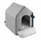 Hunde-Schlafhöhle Sweet House blue