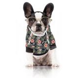 Hunde-Sweater 'KAHALA BEACH' flower