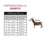 Hunde-Poloshirt 'HONOLULU' navy (Gr.L,XL)