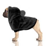 Hunde-Sweater YELENA schwarz