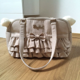 Hundetasche EVERY DAY BAG beige