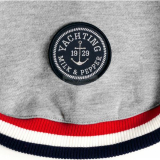 Hundesweater 'ARTIMON' grau (Gr.32)