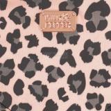 Hunde-Halstuch 'SAFARA' rosé leopard