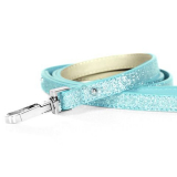 Hunde-Halsband 'STARDUST' türkis