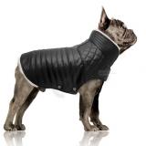Hundejacke JOSHUA schwarz