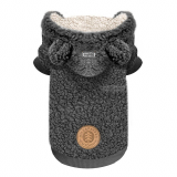 Hunde-Sweater ELLIOT grau