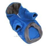 Hunde-Pullover 'Sports' blau (Gr.L)
