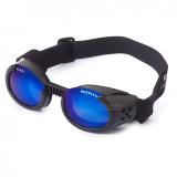Sonnenbrille Shiny Black schwarz