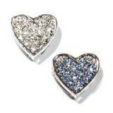 Slider Heart blau