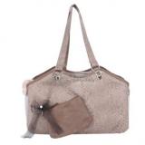 Hundetasche Choco Bag taupe