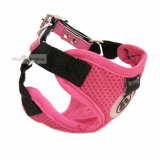 Hunde Softgeschirr Valentine pink